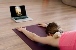 pilates y yoga online